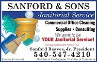 Sanford & Sons Construction