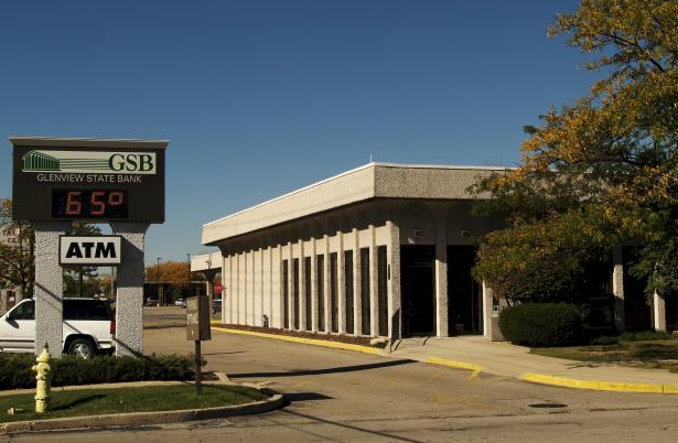 Golf Road Branch: 2610 Golf Rd., Glenview, IL 60025
