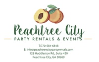 Peachtree City Party Rentals & Events
