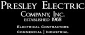 Presley Electric Company, Inc.