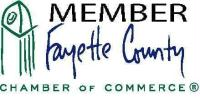 Proud Members of the Fayette Chamber since 1999