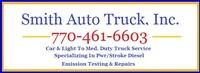 Smith Auto Truck, Inc.