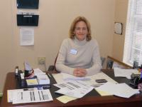 Melissa Ginn, Admission Director