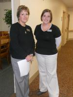 Susan & Alicia ''Social Workers''