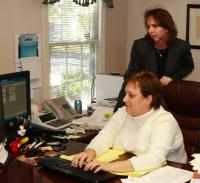 Gina McCombs, CPA and Judy Law, Accountant