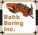 Babb Boring Inc.