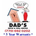 DAD'S Septic Tank & Well Pump Service, LLC