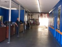 Service Aisle