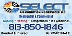Select Air Conditioning Services, LLC