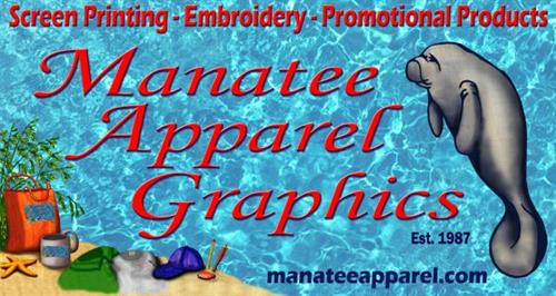 8fc55e2eb Manatee Apparel Graphics | Promotional Products | Advertising and ...
