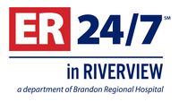 ER 24/7 in Riverview, A Department of Brandon Regional Hospital