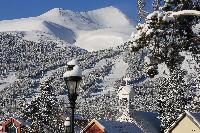Scenic view of Breckenridge Ski Resort