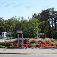Main Street Traffic Circle