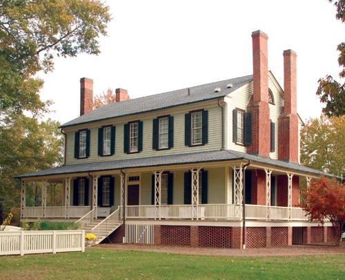 Blount-Bridgers House