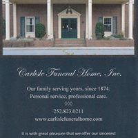 Carlisle Funeral Home