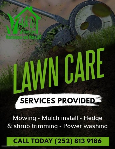 A & D Lawn Care Maintenance and More, LLC