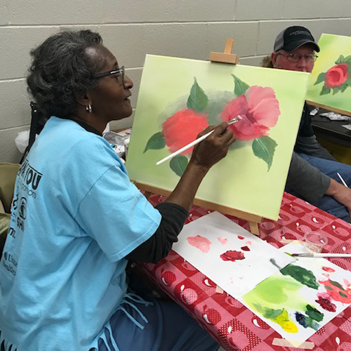 ConED - Painting Class