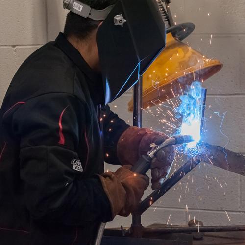 MIG - welding