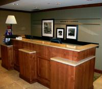 Front Desk ''Check - In''