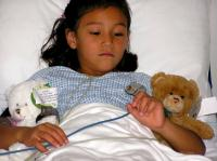Love Hug Bears are given to every child at MMH admitted to ER or in for day surgery