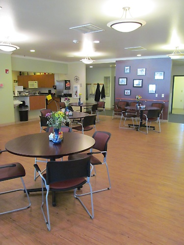 Senior CommUnity Care PACE Montrose Day Center Dining Room