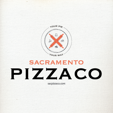 Sac Pizza Co Logo