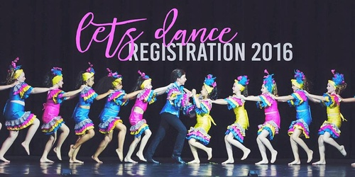 Leighton Dance Project registration