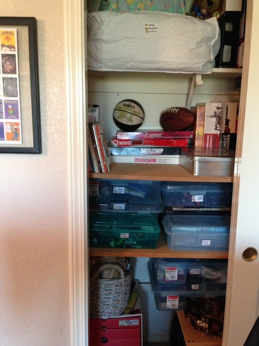 Game Closet After Room Solutions By Paula