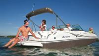 Gulf Shores and Orange Beach offers boating and other water sports