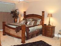 Beautifully decorated bedrooms and comfortable beds