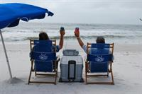 Ron and Don Ikes Beach Chairs