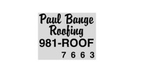 Paul Bange Roofing
