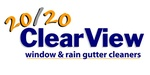 20/20 Clearview Window & Rain Gutter Cleaners