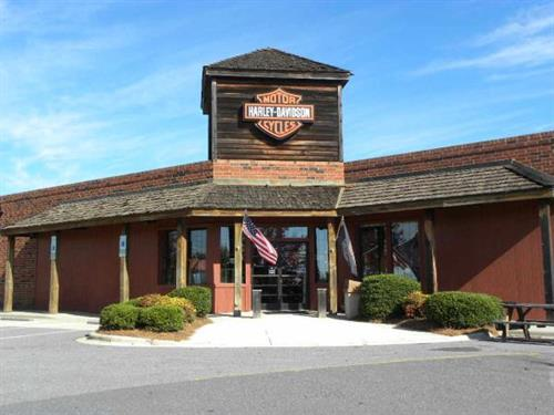 Harley-Davidson of Charlotte, located in Matthews