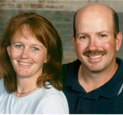 Rob & Kim McClintock