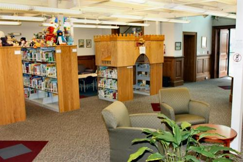 Matthews Christian Library - another great resource for the classrooms.