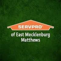 SERVPRO of East Mecklenburg / Matthews