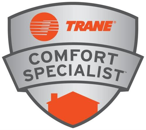 McClintock Heating & Cooling, an independent Trane Comfort Specialist Dealer