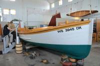 SCOUT, a lighthouse tender built in 1914 will be 100 year old this summer.