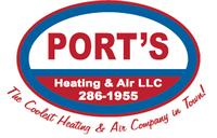 PORTS HEATING AND AIR, LLC