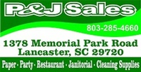 P & J SALES, INC.