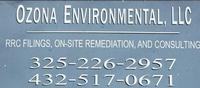 Ozona Environmental, LLC