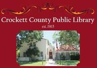 Crockett County Public Library