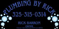 Plumbing by Rick, LLC