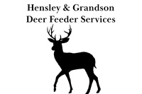 Hensley & Grandson Deer Feeder Services
