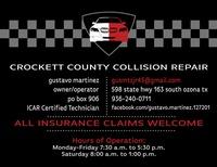Crockett County Collision Repair