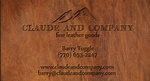 Claude and Company Fine Leather Goods LLC
