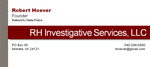 RH Investigative Services, LLC