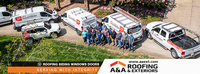 A&A Roofing and Exteriors