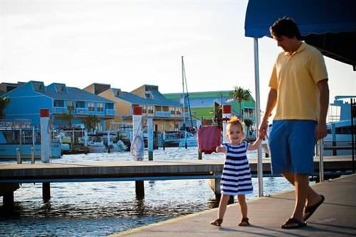 Our Yacht Basin enjoys visitors of all ages throughout the year!